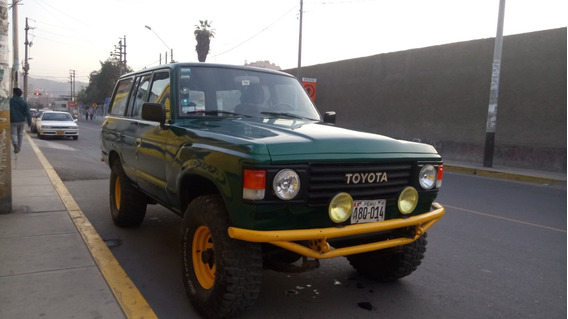 Toyota Land Cruiser 4x4 Todo Terreno