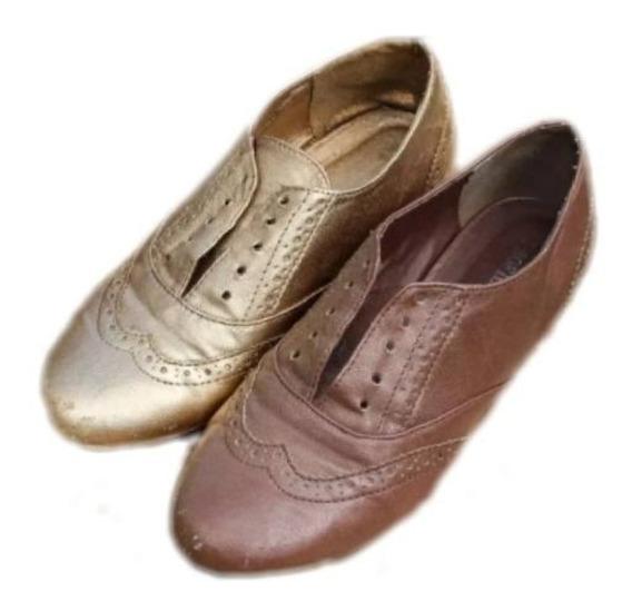 Pintura / Tinta Para Cuero Zapatos Metalizados 60ml