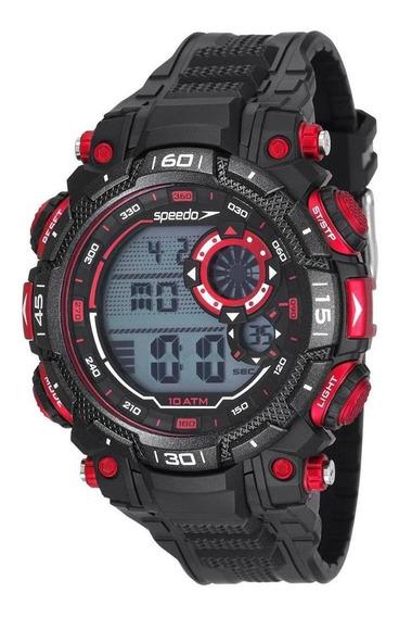 Relógio Digital Speedo 80623g0evnp3 Masculino