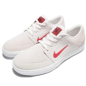 Tênis Nike Portmore Vapor 855973-180 Branco Original