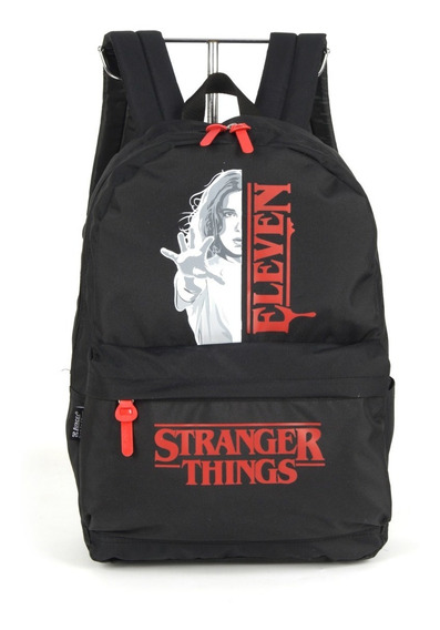 Mochila Costas 18 Stranger Things Luxcel Ms46068