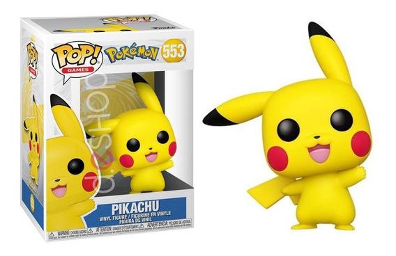 Funko Pop Pikachu De Pokemon Original Tienda Oficial