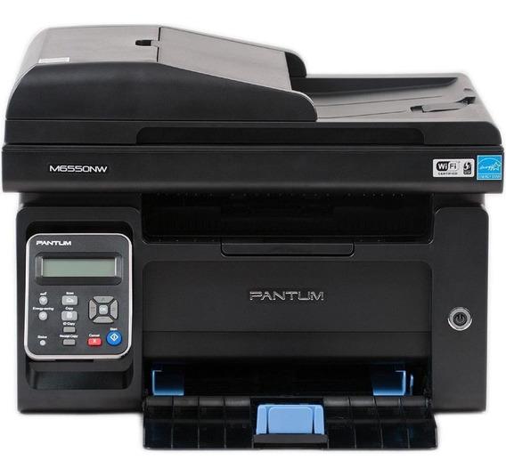 Impressora Laser Multifuncional Mono Wi-fi Home Office 110v