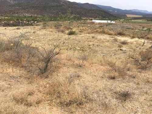Terreno En Venta San Pablo (san Pablo Toliman)