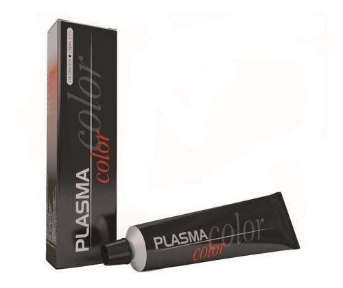 Tinta Plasma 60 Ml Nº8.2 Rubio Claro Malva Profesional