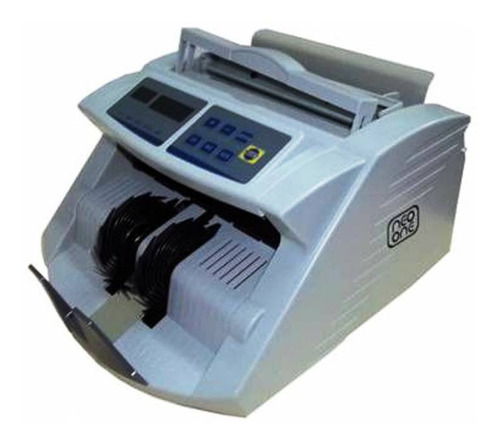 Imagen 1 de 1 de Contadora Detectora De Billetes Neo One 2100 Euros Pesos Usd