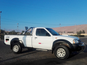 Nissan Frontier Cabina Simple 4x4