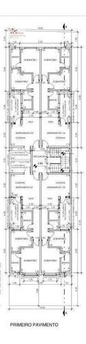 Cobertura Com 2 Dormitórios À Venda, 92 M² Por R$ 340.000,00 - Parque Das Nações - Santo André/sp - Co0860