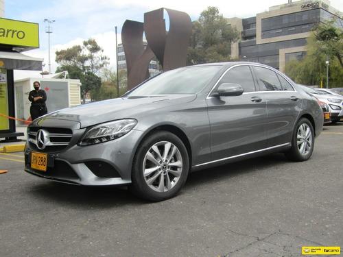 Mercedes-benz Clase C 200 Avantgarde At 2.0