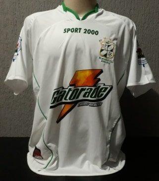 Camisa Do Time Platense Football Club