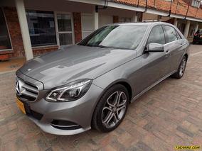 Mercedes Benz Clase E 2014