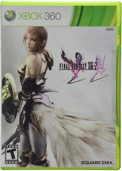 Final Fantasy Xiii-2 13-2 Midia Fisica - Xbox 360