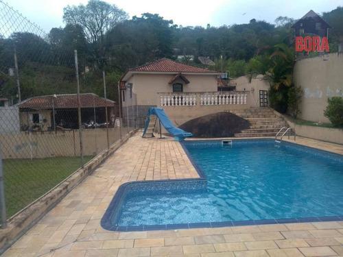 Imagem 1 de 30 de Chácara Com 2 Dormitórios, 1300 M² - Aluguel Por R$ 3.500/mês - Votorantim - Mairiporã/sp - Ch0278