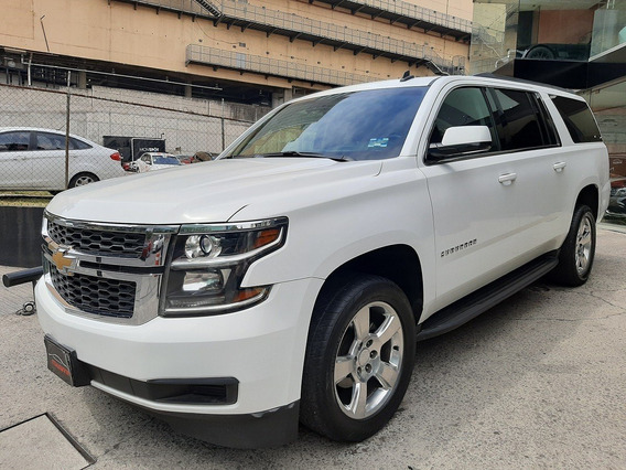 Chevrolet Suburban 5.4 Lt Piel