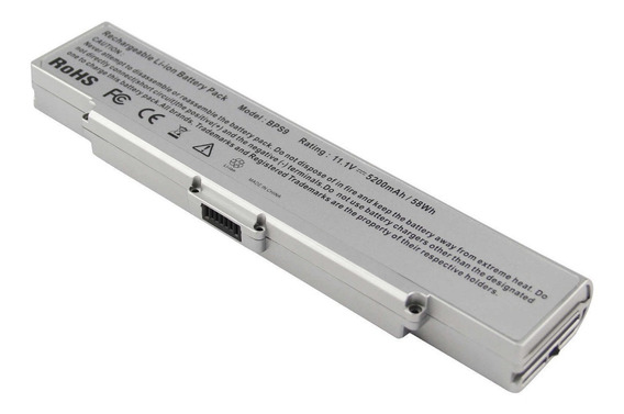 Bateria Sony Vaio Vgp-bps9/b Vgp-bps9/s Vgn-sz691n/x Vgn-nr