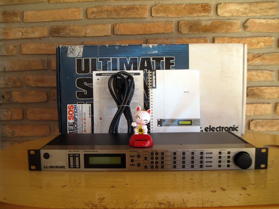 Processador Tc Electronic Xo24 - Dbx - Xta - Lake - Lexicon