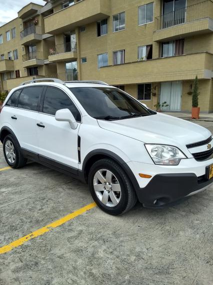 Chevrolet Captiva Reful Escotilla Automatica Muy Bonita