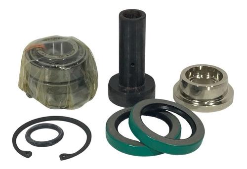 Imagem 1 de 5 de Kit Reparo Polia Tensionadora Thermo King Md2 Kd2 Bkd