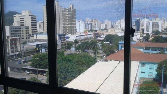 Sala Comercial À Venda, Centro, Vila Velha. - Sa0009