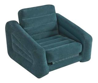 Sillon Inflable Sofa Cama Versátil Individual - Envió Gratis