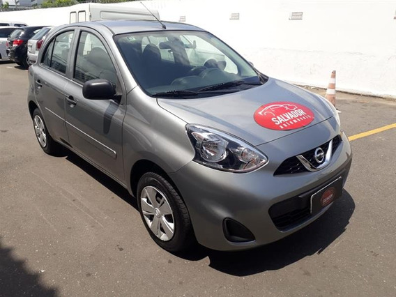 Nissan March 1.6 S 16v Flex 4p Manual 2015/2016