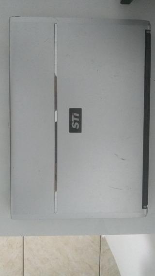 Notebook Semp Toshiba Is 1462 - Tudo Funcionando