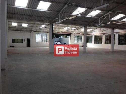 Galpão À Venda, 1027 M² Por R$ 5.000.000,00 - Vila Socorro - São Paulo/sp - Ga0406