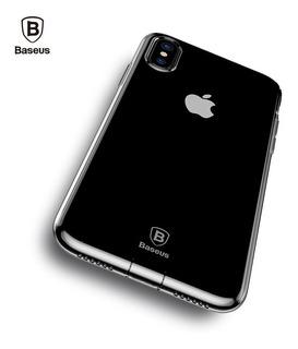 Case Protector Super Slim iPhone X Baseus Simple Series