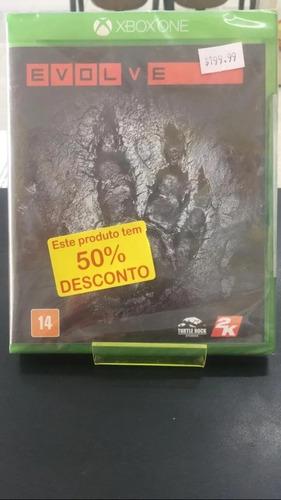 Jogo Xbox One Evolve