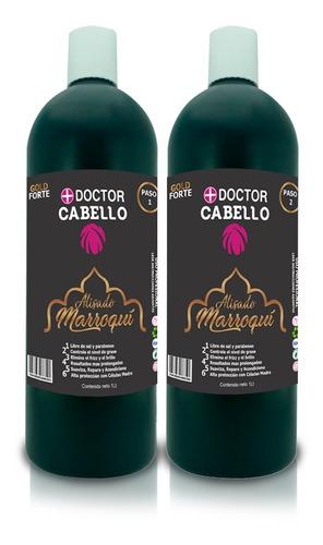 Alisado Marroqui Doctor Cabellos - mL a $36