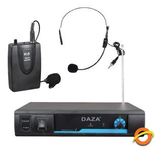 Microfono Inalambrico De Mano Karaoke Audio Gran Alcance