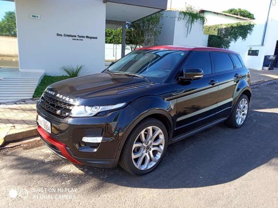 Land Rover Range Rover Evoque Dinamyc