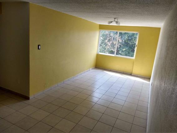 Departamento En Renta Antiguo Camino A Xochimilco, Villa Xochimilco