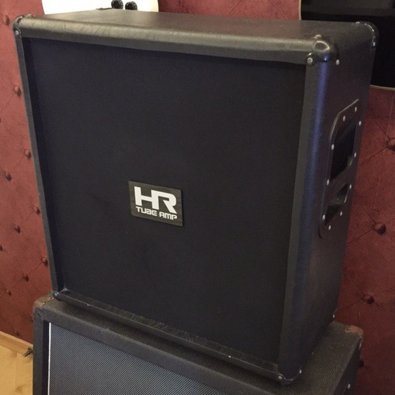 Caixa Acústica Gabinete Guitarra 212 2x12 Hr Tube Amp 150w