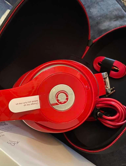 Fones De Ouvido Beats Studio Wireless Com Noise Cancelling