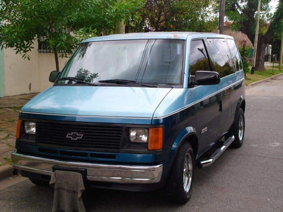 Camioneta Chevrolet Astro Van Cl 1993 - 4.3 L
