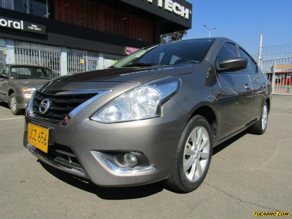 Nissan Versa Advance 1.6mecanico