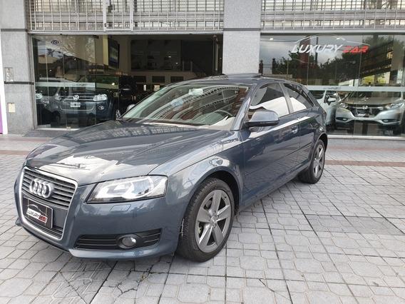 Audi A3 Tdi 2.0 Pack Alcantara Nuevo!!!