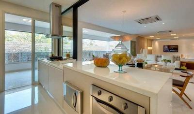 Apartamento Em Plano Diretor Sul, Palmas/to De 206m² 4 Quartos À Venda Por R$ 1.387.000,00 - Ap95594