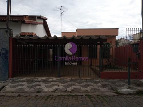 Imagem 1 de 30 de Casa Térrea, 03 Dormitórios Com Ótima Licalização, Á Venda - Vila Adelina - Suzano/sp. - Ca00621 - 69674030