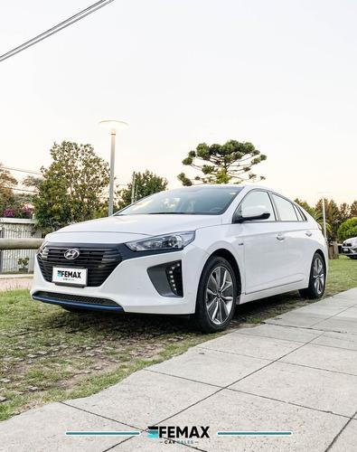 Hyundai Ioniq 1.6 Gdi Hibrido At 5p - Oportunidad