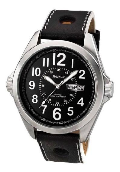 Relógio Analógico Magnum Masculino Ma31613t
