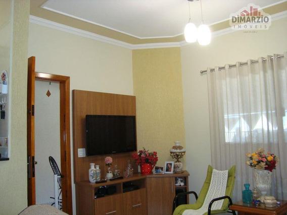 Casa Residencial À Venda, Parque Nova Carioba, Americana. - Ca0865