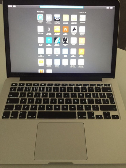 Macbook Pro Retina 13 (2015)