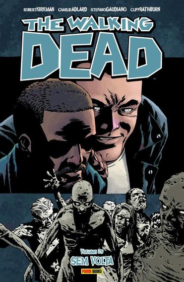 Hq The Walking Dead Volume 25 - Sem Volta