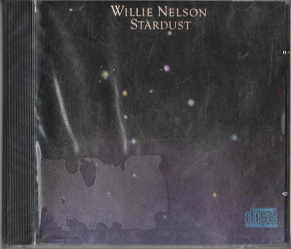 Cd Willie Nelson Stardust 1978 Sony Music Lacrado