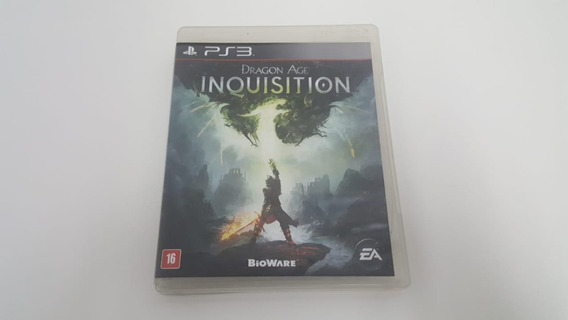 Dragon Age Inquisition - Ps3 - Original