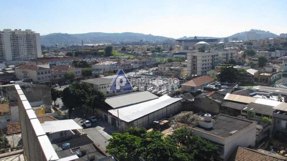 Apartamento À Venda, 2 Quartos, 1 Vaga, Cachambi - Rio De Janeiro/rj - 3793
