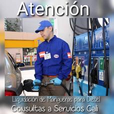 Liquidacion De Mangueras Para Diesel De 3/4