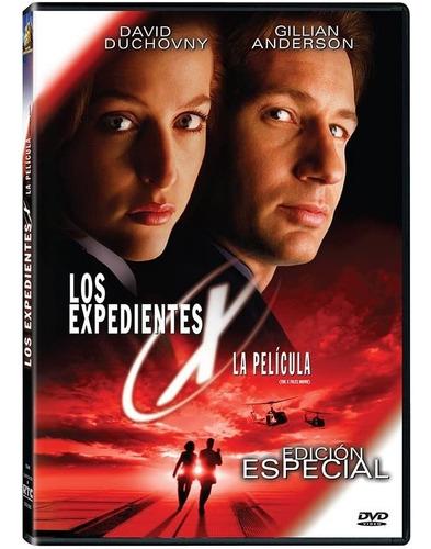 Los Expedientes Secretos X La Película Dvd Nuevo